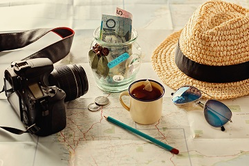 Itt egy utazási magazin a világ legjobb dolgáról