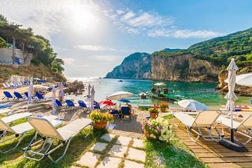 Korfu nyaralás 2018