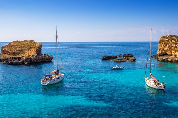Málta nyaralás, látnivalók 2018