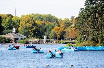 Európa legszebb parkjai: Hyde, Buttes, Tiergarten